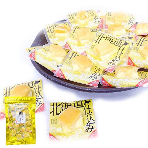 北海道名産 チーズいか燻製 チーズ おつまみ 個包装 チャック付き 90g