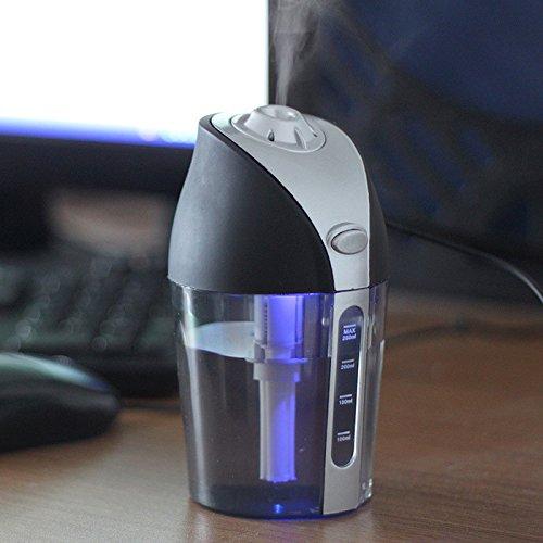 KITCHEN TOOLS humidificador Coche Mini USB Portátil humidificador humidificador nebulizador Niebla fría Aroma diffuser6.8* 14