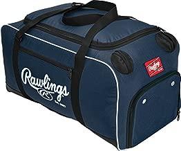 Rawlings Covert Player Duffle Bag, Navy Blue, 26