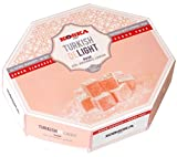 Koska Sugar Free Rose Turkish Delight 160g (Pack of 2)