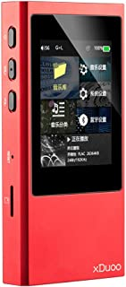 Goofly X20 HiFi Music Player High Fidelity Digital Audio Player Lossless Audio Player Support DSD Apt-X Aptx BT 4.1 2.5mm ...