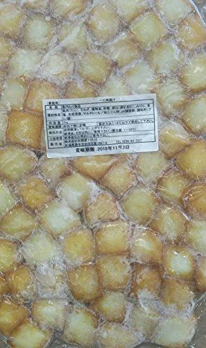味付 一口 角揚げ 1kg×12P( P約70個 ) 業務用 解凍後そのままお召し上がり頂けます。