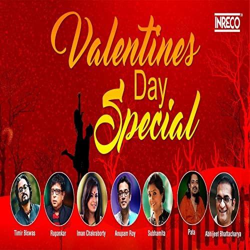 Subhamita, Abhijeet, Arati Mukherjee, Anupam Roy, Rupankar, Iman Chakraborty, Timir Biswas, Kaya & Pata
