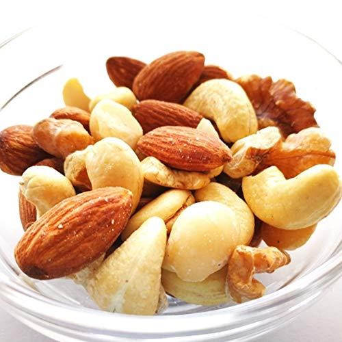 4種類のミックスナッツ 業務用サイズ800g 無添加・無塩