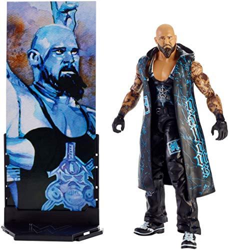 Mattel FMG43 WWE Luke Gallows 15 cm Elite Figur, Spielzeug Actionfiguren ab 6 Jahren