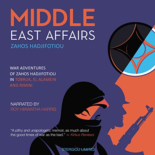 Middle East Affairs audiobook cover art