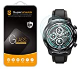 (3 Pack) Supershieldz for TicWatch (Pro 3 GPS) Tempered Glass Screen Protector, Anti Scratch, Bubble Free