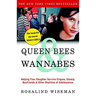 Queen Bees and Wannabes audiobook cover art