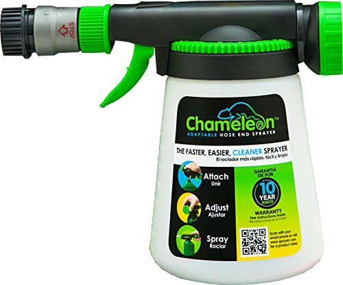 RL FLOMASTER 36HE6 RL Flo-Master Chameleon Hose End Sprayer, Natural