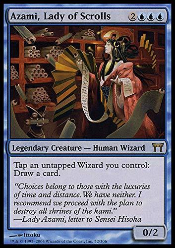 Magic: the Gathering - Azami, Lady of Scrolls - Champions of Kamigawa