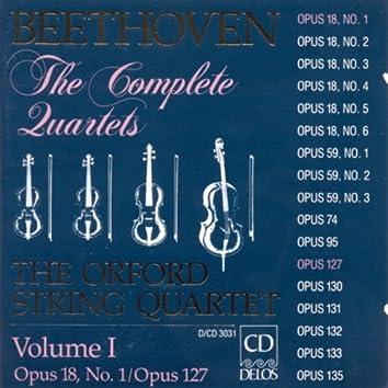 Beethoven, L.: String Quartets Nos. 1 and 12