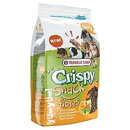 Versele Laga a-17740Crispy Snack Fiber Rodents–650gr