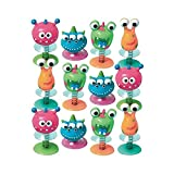 Amscan Party Favors 12/Pkg-Creature Pop-Ups