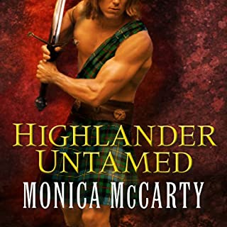 Highlander Untamed audiobook cover art