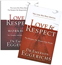 Love & Respect Study Set - Love & Respect: The Love She Most Desires, the Respect He Desperately Needs (Book + Workbook)