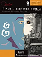 Piano Literature, Book 3: Original Keyboard Classics: Intermediate (The Developing Artist Library)