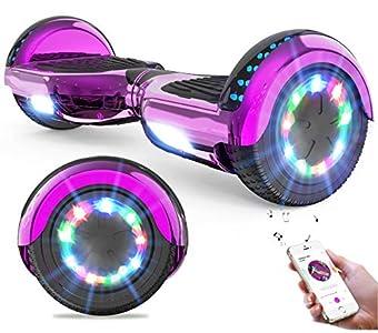GeekMe Hoverboards Scooter eléctrico de 6.5