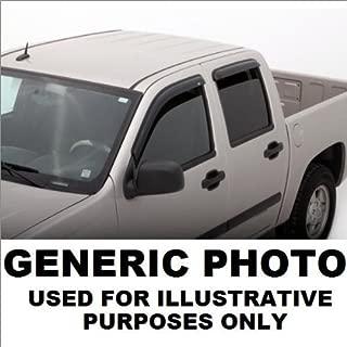 AVS Smoked Rainguards 11 Jeep Grand Cherokee