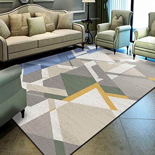 Michance Thick Digital 3D Printing Carpet Non-Slip, Waterproof And Lint-Free Carpet Animal Friendly Hallway Bathroom Rugs