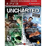 SONY 98375 / Uncharted 1&2 Dual Pack PS3