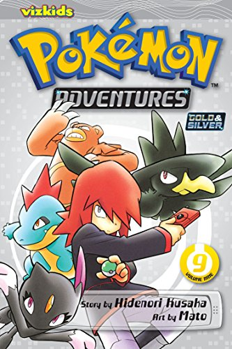 POKEMON ADVENTURES GN VOL 09 GOLD SILVER