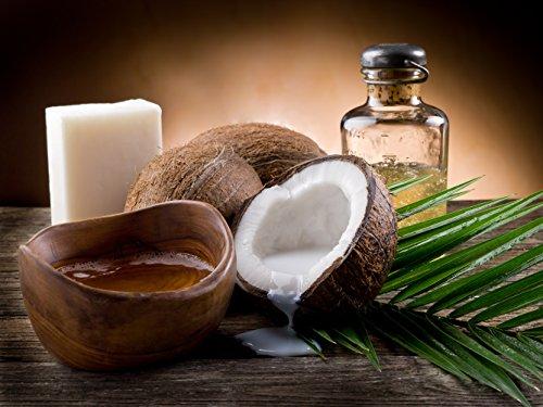 NATURACEREAL Bio Kokosöl, 1000ml – in Deutschland kontrollierte Qualität - 3