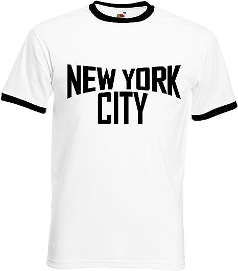 Camiseta para hombre de New York City, John Lennon