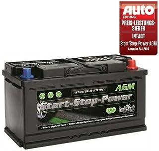 Intact AGM 900 Start Stop Autobatterie 12V 95 Ah 850 A Preis Leistung Sieger GTÜ 2014