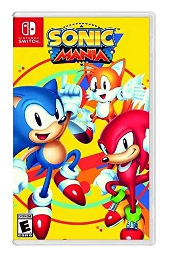 Sonic Mania Nintendo Switch Buy Online In Cambodia At Desertcart