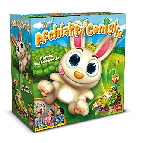 The Box 232671 - Acchiappa Il Coniglio Gioco da Tavolo