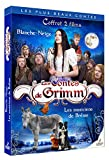 Coffret les contes de grimm 2 films : blanche-neige ; les musiciens de breme