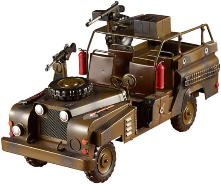 Iron Simulation Military Vehicle Memo Model Max 45% OFF Collection Popular standard