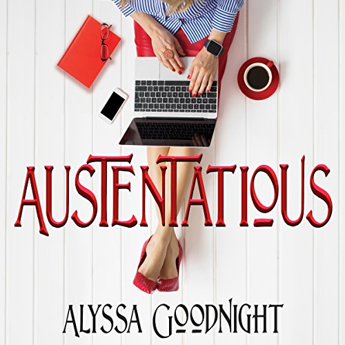 Austentatious audiobook cover art