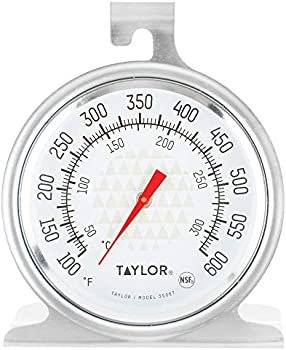 Taylor 3506 TruTemp Series Oven/Grill Analog Dial Thermometer