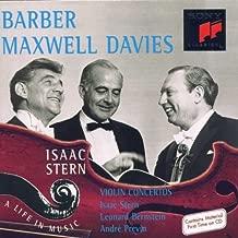Barber;Violin Concerto