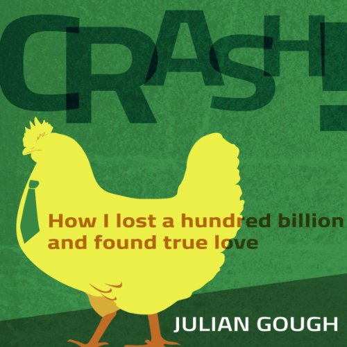 Crash! audiobook cover art