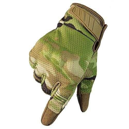 MMGCHandschuhe Outdoor-Touchscreen-Handschuhe Wandern Motorrad Fahren Rutschfeste Sport Atmungsaktive Leichte Handschuhe