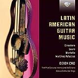 La Musique pour Guitare Latino-Américaine : Ginastera, Lauro, Montana… Cho