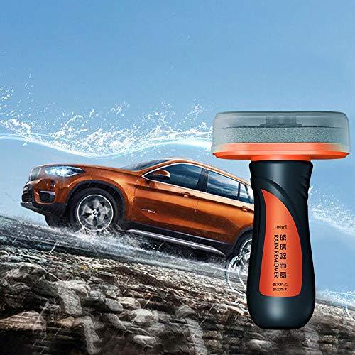 AKDSteel Auto Glas Anti-Fog Agent Regenschutz Reiniger Autofenster Regenentferner Regen Mark Ölfilmentferner Spray Praktisches Autozubehör