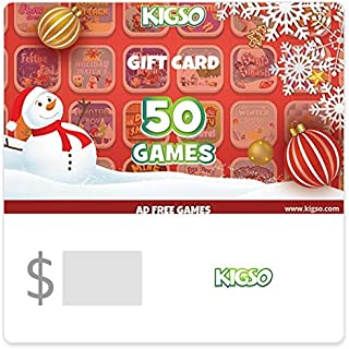 Kigso Games Gift Card - Email Delivery