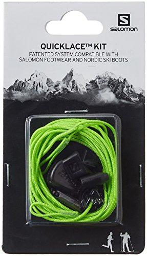 Salomon QUICKLACE KIT Traillaufschuhe, Grün (Green), Einheitsgröße