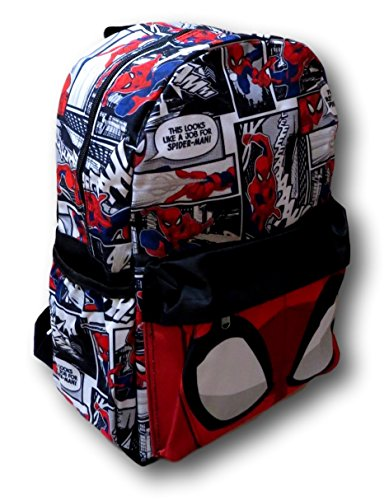 Spider-Man Large 16 inch All Over Print Backpack - 10088