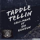 Taddle Tellin' (feat. 601 HUNDUN) [Explicit]