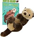 Aurora World Miyoni Sea Otter Plush Gift Set