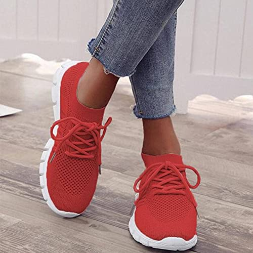 N\C Women's Sports Shoes Breathable Lightweight Vulcanized Shoes Spring 2021 Ladies Ladies Flat Shoes Casual Running Shoes