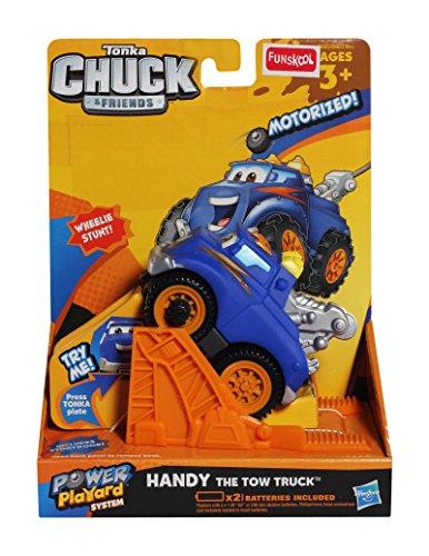 Tonka Chuck & Friends Motorized Vehicles - Handy the Tow Truck