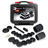 Alltrade 648741 Kit 27 Front Wheel Drive Bearing Removal and Installation Tool Set