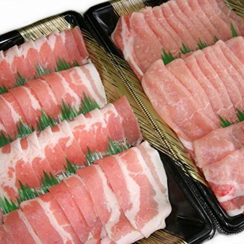 大阪プレミアムポーク 豚ロースしゃぶ肉 400g 豚バラしゃぶ肉 400g 肉の匠 テラオカ 職人が目利きしたもちもちジューシー