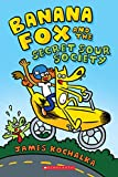 Banana Fox and the Secret Sour Society: A Graphix Chapters Book (Banana Fox #1) (1)