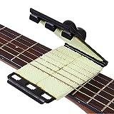 Wonzom クリーナー ギター ベース 弦 お手入れ 簡単ストリング ギター メンテナンス用品